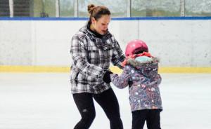 nauka jazdy na łyżwach, szkółka łyżwiarska