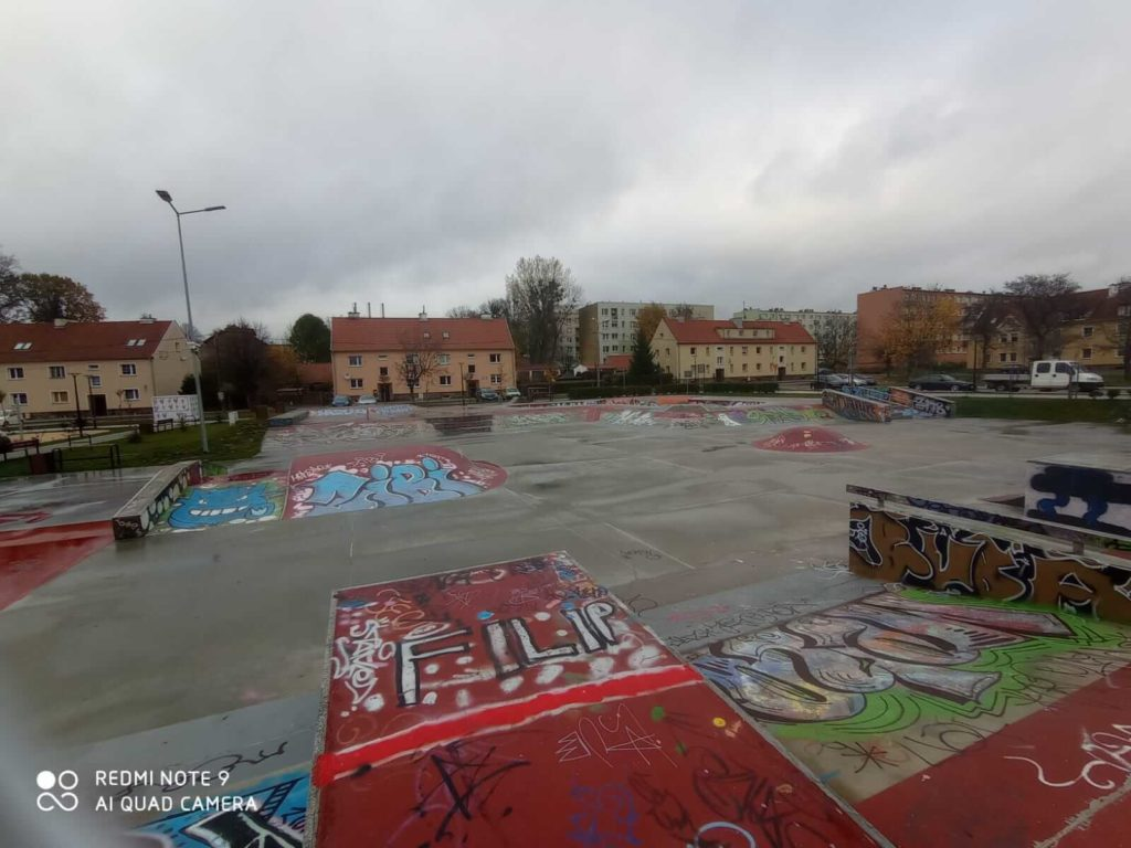 skatepark Kętrzyn